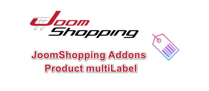JoomShopping Addons: Product multiLabel 1.1.16