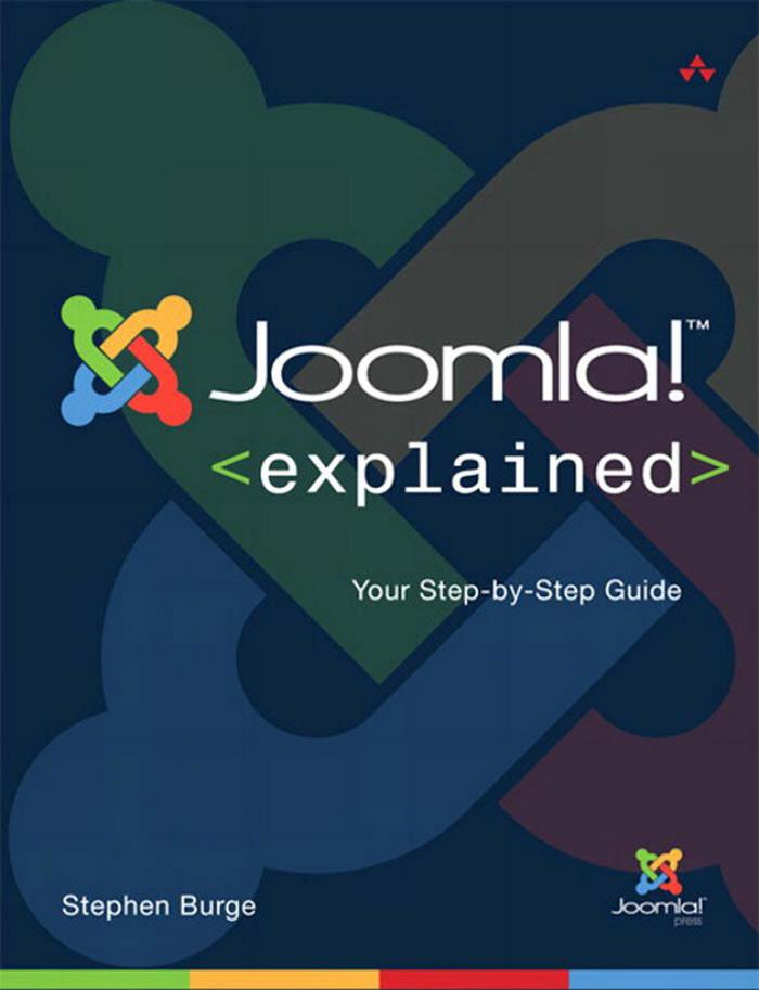 Joomla! 3 Explained: Your Step-by-Step Guide