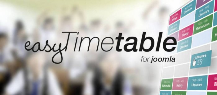 Easy Timetable Extended 1.8.3