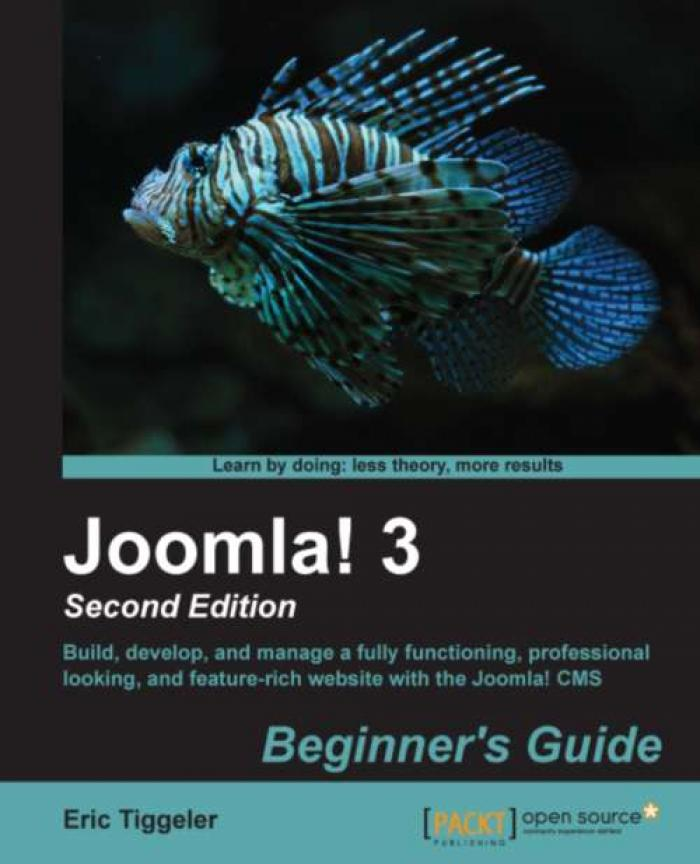 Joomla! 3 Beginner's Guide, 2nd Edition