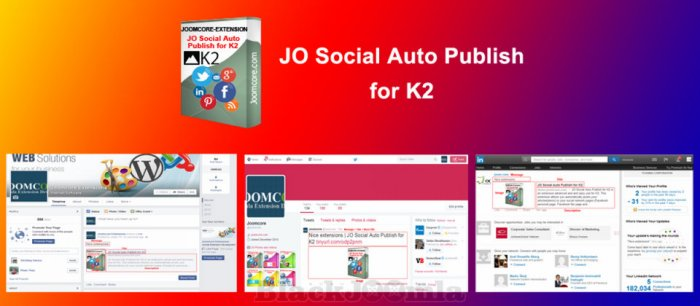 JO Social Auto Publish for K2 7.0