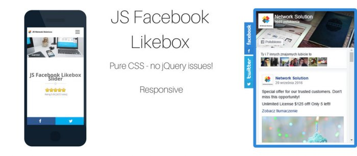 JS Facebook Like Box Slider 5.5.2