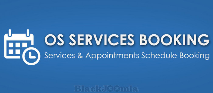 OS Services Booking 2.6.2