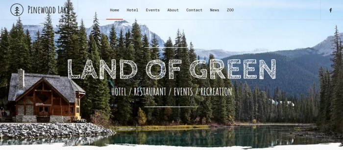 Yootheme Pinewood Lake 1.18.4 Joomla + WordPress