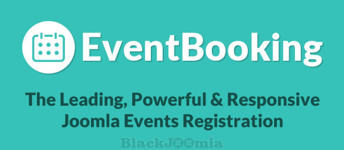 Event Booking 3.10.5