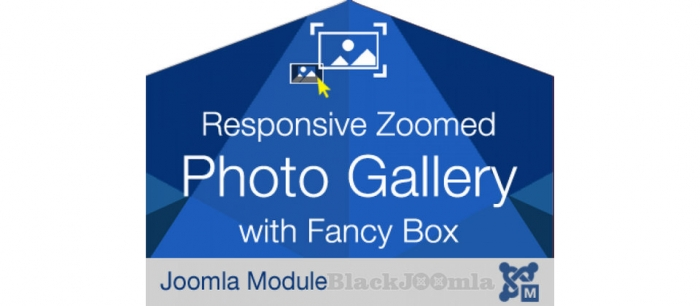 Responsive Zoomed Photo Gallery 1.5