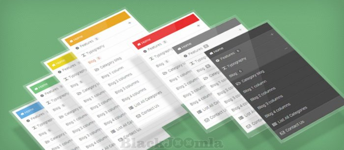 AP Accordion Menu 3.4