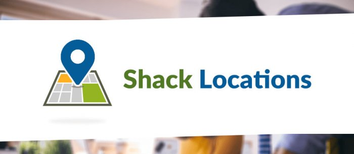 Shack Locations 1.3.3