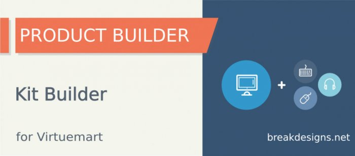 Product Builder for Virtuemart 3.1.3