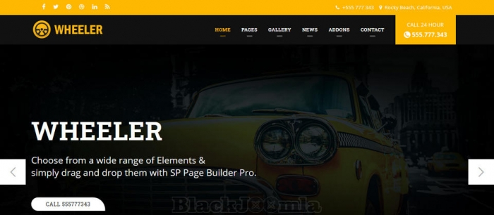 ThemeForest Wheeler 2.0