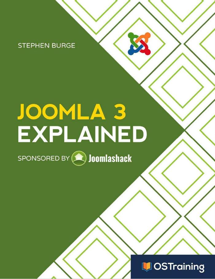 Free Joomla 3 Explained: Your Step-by-Step Guide to Joomla 3