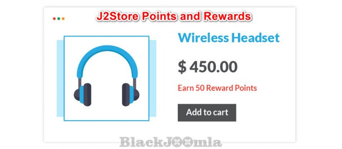 J2Store Points and Rewards 1.14