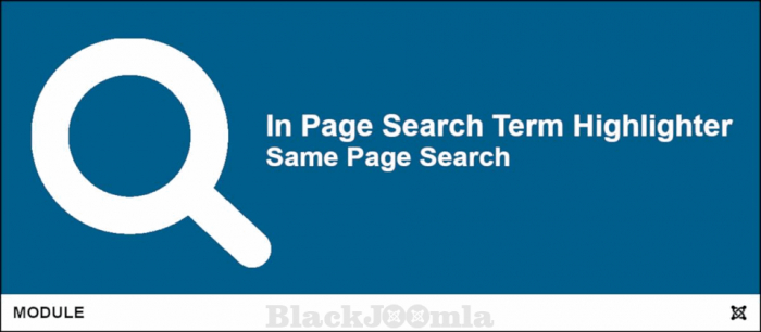 In Page Search Term Highlighter 1.0.8