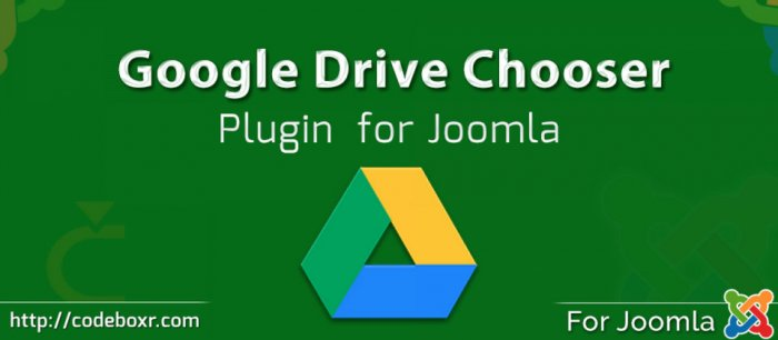 Google Drive Chooser 1.7