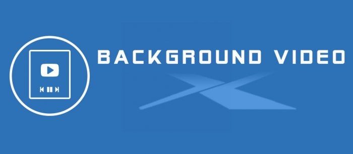 JUX Background Video 2.1.0