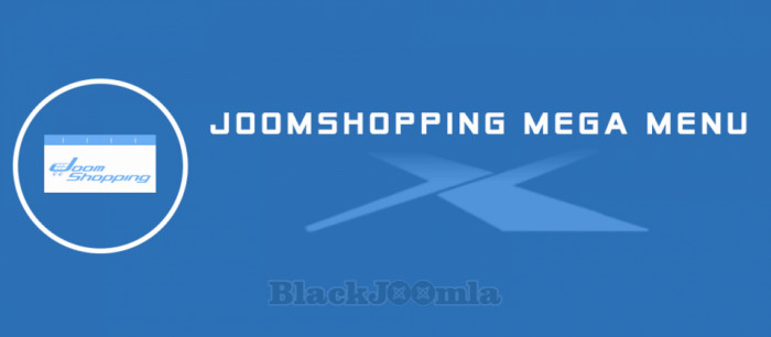 JUX Mega Menu for JoomShopping 2.0.4
