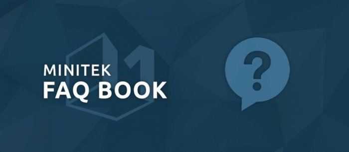 Minitek FAQ Book 3.7.4