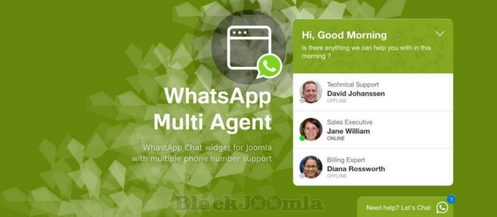 WhatsApp Multi Agent 1.3