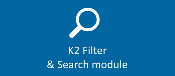 Filter and Search for K2 1.5.7 b0022