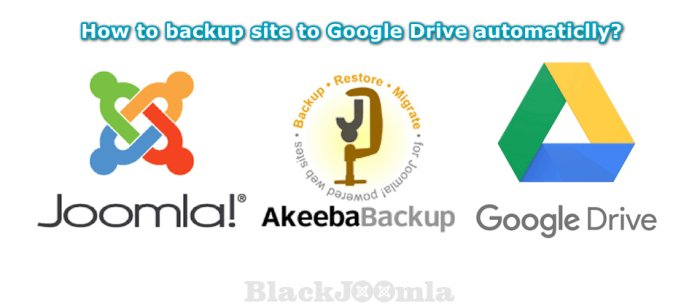 How to backup site to Google Drive automaticlly?