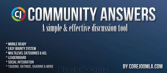 Community Answers 5.0.0.b1