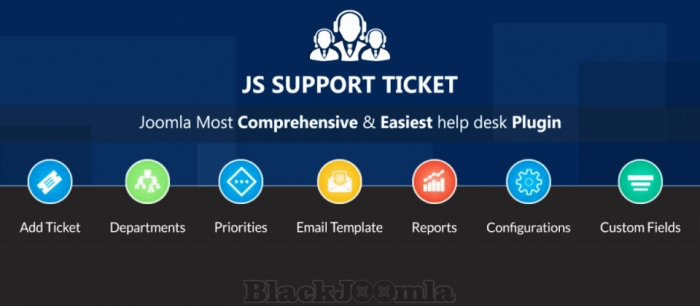 JS Support Ticket Pro 1.2.1